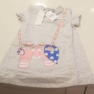 Little Marc Jacobs Toddler Girl Dress